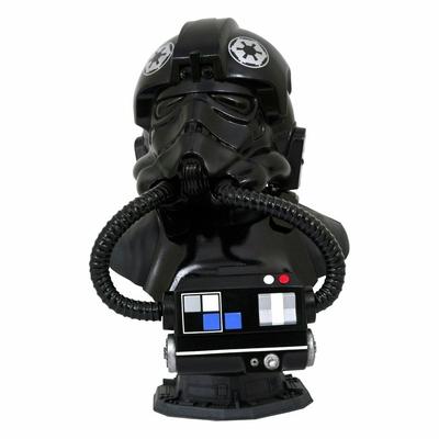 Buste Star Wars The Clone Wars Legends in 3D Tie Pilot 25cm