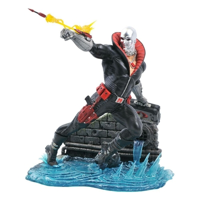 Statuette G.I. Joe A Real American Hero Gallery Destro 25cm