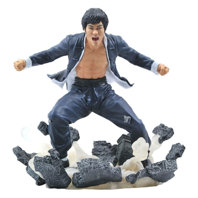 Statuette Bruce Lee Gallery Earth 23cm