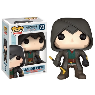 Figurine Assassin's Creed Syndicate POP! Jacob Frye 9cm