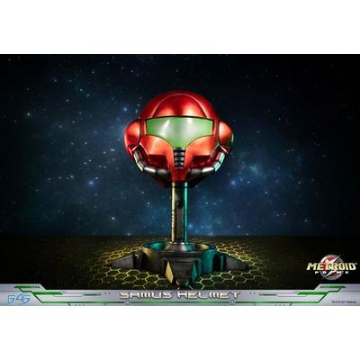 Statuette Metroid Prime Samus Helmet 49cm