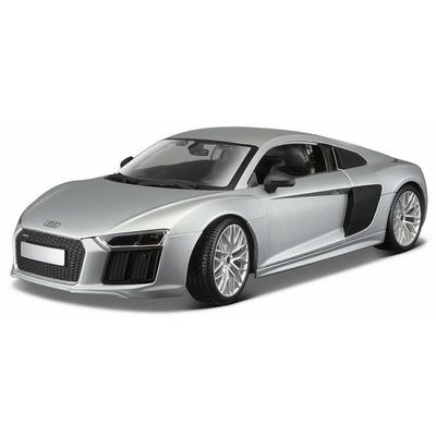 Audi R8 V10 Plus Métallique Gris 2015 Maisto 1/24