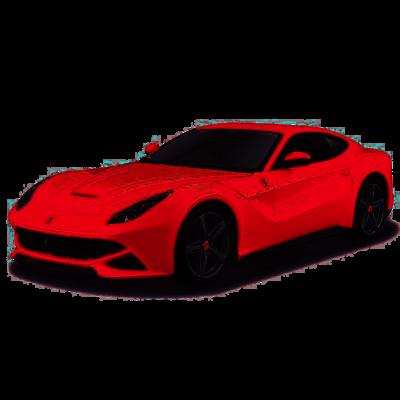 Ferrari F12 Berlinetta Rouge Bburago 1/24