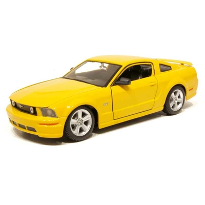 Ford Mustang GT Coupe Jaune 2006 Maisto 1/24