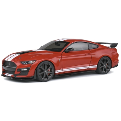 Ford Mustang Shelby GT500 Fast Track 2020 Solido 1/18