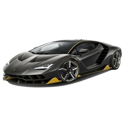 Lamborghini Centenario LP 770-4 2016 Noir Maisto 1/18