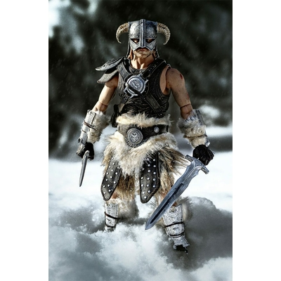 Figurine The Elder Scrolls V Skyrim Dragonborn Standard Edition 32cm