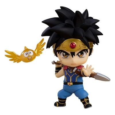 Figurine Nendoroid Dragon Quest The Legend of Dai - Dai 10cm