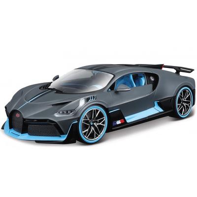 Bugatti Divo Gris Mat Bburago 1/18