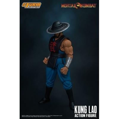 Figurine Mortal Kombat Kung Lao 18cm
