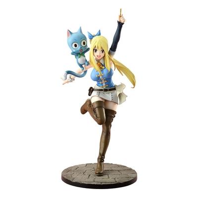 Statuette Fairy Tail Final Season Lucy Heartfilia 23cm