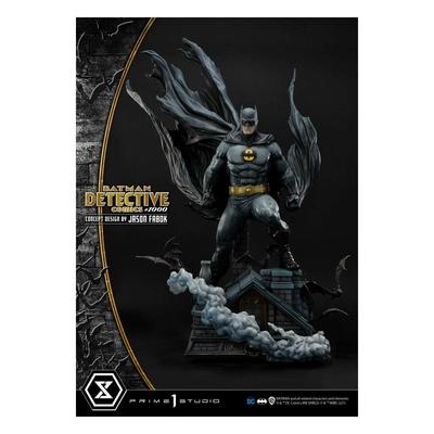 Statuette DC Comics Batman Detective Comics #1000 Concept Design by Jason Fabok 105cm