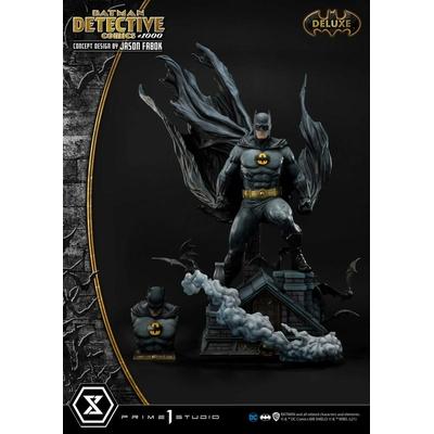 Statuette DC Comics Batman Detective Comics #1000 Concept Design by Jason Fabok DX Bonus Ver. 105cm