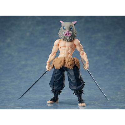 Figurine Demon Slayer Kimetsu no Yaiba Inosuke Hashibira 15cm