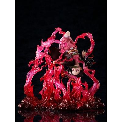 Statuette Demon Slayer Kimetsu no Yaiba Nezuko Kamado Exploding Blood 20cm
