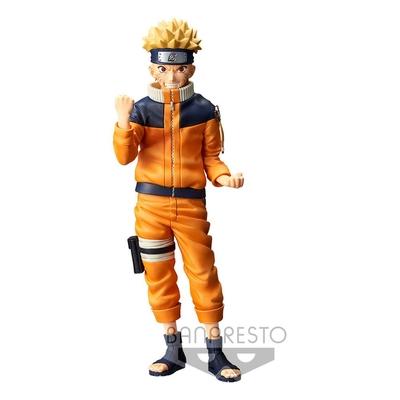 Figurine Naruto Shippuden Grandista nero Uzumaki Naruto #2 - 23cm