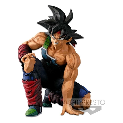Statuette Dragon Ball Super BWFC 3 Super Master Stars Piece The Bardock Two Dimensions 17cm
