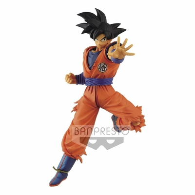 Statuette Dragon Ball Super Chosenshiretsuden Son Goku 16cm