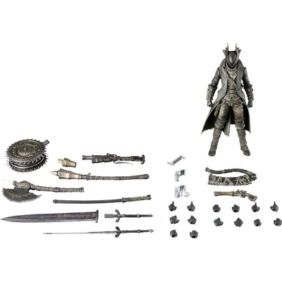 Figurine Figma Bloodborne The Old Hunters Hunter The Old Hunters Edition 15cm