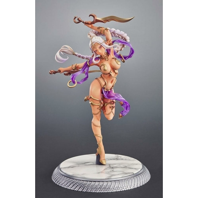 Statuette Original Character Dark Elf Village Series 1st Villager Natigaru Antenna LTD 25cm
