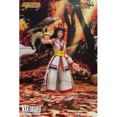 Figurine Samurai Shodown Nakoruru 18cm