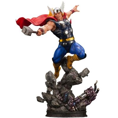 Statuette Marvel Avengers Fine Art Thor 44cm