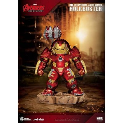 Figurine Avengers L'Ère d'Ultron Egg Attack Hulkbuster 13cm