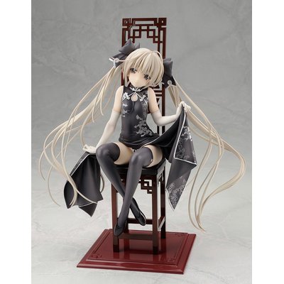 Statuette Yosuganosora - Sora Kasugano Black China Dress Ver. 22cm