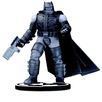 Statuette Batman Black & White Batman by Frank Miller 18cm
