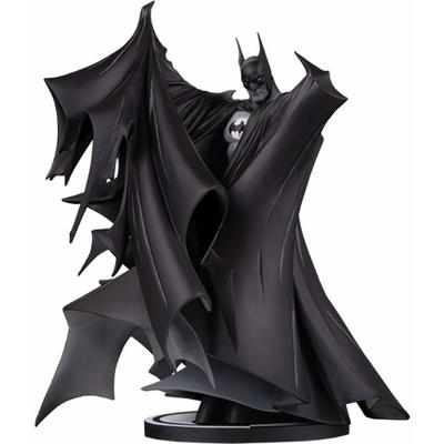 Statuette Batman Black & White Deluxe Batman by Todd McFarlane Version 2.0 - 24cm