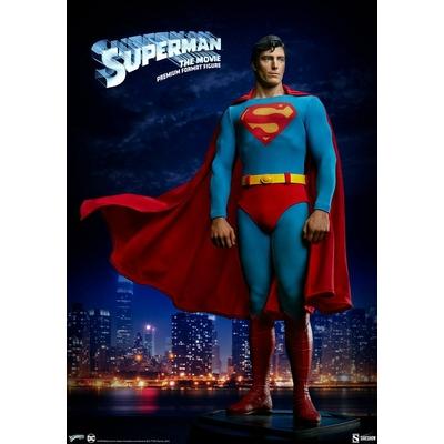 Statuette Superman Premium Format Superman The Movie 52cm
