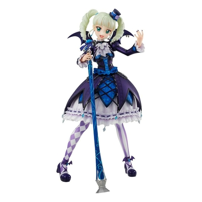Statuette Aikatsu! Lucrea Toudou Yurika Goth Magic Ver. 23cm