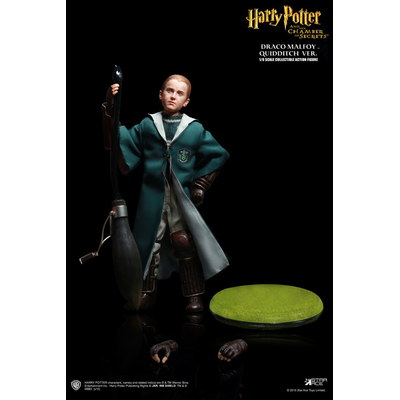 Figurine Harry Potter My Favourite Movie Draco Malfoy Quidditch Ver. 26cm