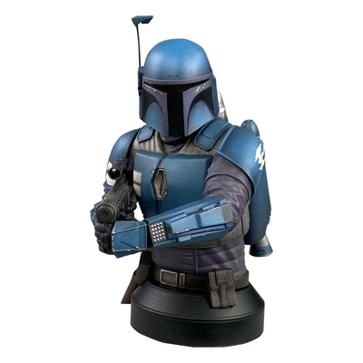 Buste Star Wars The Mandalorian Death Watch Previews Exclusive 18cm