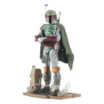 Statuette Star Wars Episode VI Milestones Boba Fett 30cm
