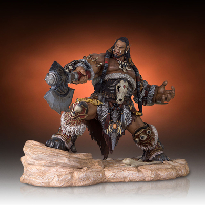 Statuette Warcraft The Beginning Durotan 32cm