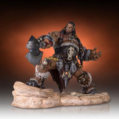 Statuette Warcraft The Beginning Durotan 32cm