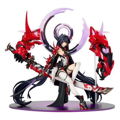 Statuette Honkai Impact 3rd Raiden Mei Herrscher of Thunder LotF Ver. Expanded Edition 19cm