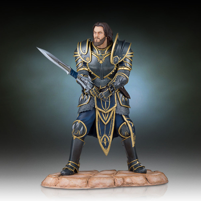 Statuette Warcraft The Beginning Lothar 28cm