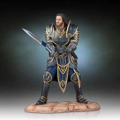 Statuette Warcraft The Beginning Lothar 28cm