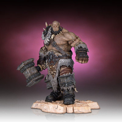Statuette Warcraft The Beginning Ogrim 33cm