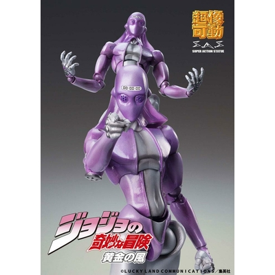 Figurine JoJo's Bizarre Adventure Part5 Golden Wind Super Action Chozokado 16cm