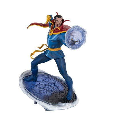 Statuette Marvel Contest Of Champions Video Game Dr. Strange 20cm