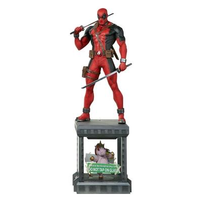 Statue Marvel Contest of Champions Deadpool 96cm