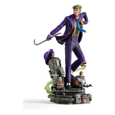 Statuette DC Comics Deluxe Art Scale The Joker 23cm