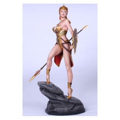 Statuette Fantasy Figure Gallery Greek Mythology Collection - Athena 36cm