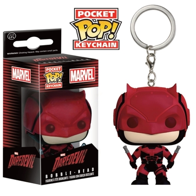 Porte-clés Marvel Comics Pocket POP! Daredevil 4cm