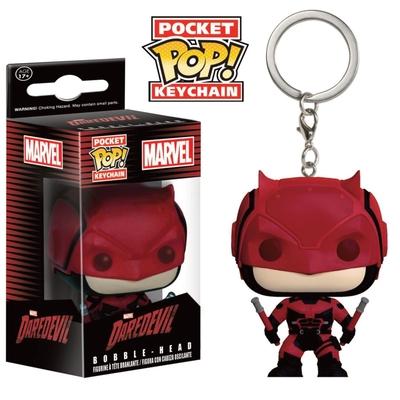 Porte-clés Marvel Comics Pocket POP! Daredevil 4cm