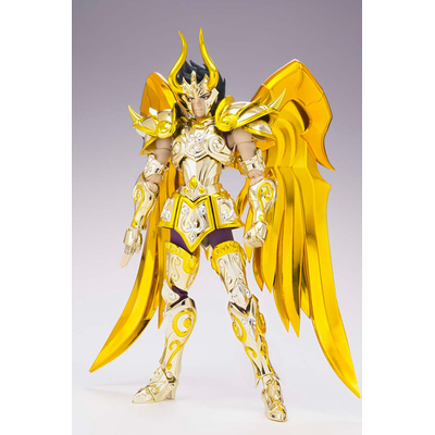 Figurine Saint Seiya Soul of Gold - Shura du Capricorne GOD Myth Cloth EX