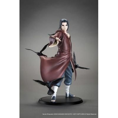 Statuette Naruto Shippuden Itachi Uchiwa Xtra Tsume 17cm
